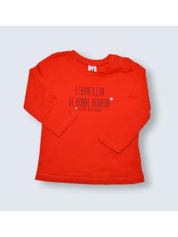 T-Shirt Grain de Blé - 12 Mois