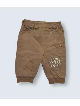 Pantalon Grain de Blé - 3 Mois