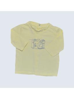 T-Shirt Brioche - 3 Mois