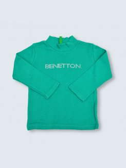 T-Shirt Benetton - 9/12 M.