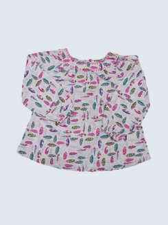 Blouse Benetton - 9/12 M.