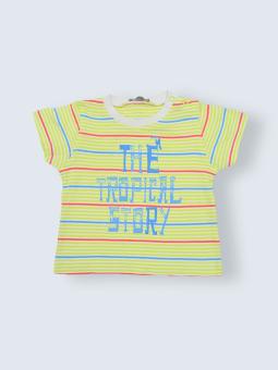 T-Shirt Grain de Blé - 3 Mois