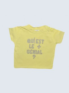 T-Shirt Cocoon - 3 Mois