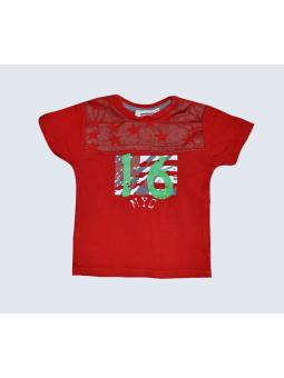 T-Shirt 3 Pommes - 6 Mois