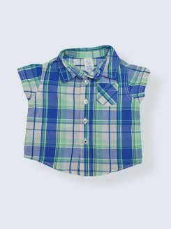 Chemise Baby Club - 3 Mois