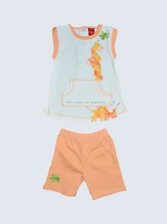 Ensemble court Babygro - 3...