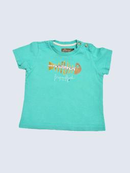 T-Shirt Jean Bourget - 18 Mois