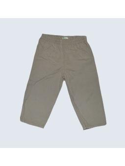 Pantalon Benetton - 6/9 Mois