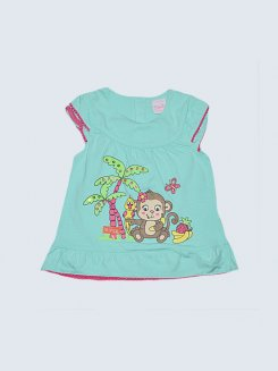 T-Shirt Smile - 9 Mois