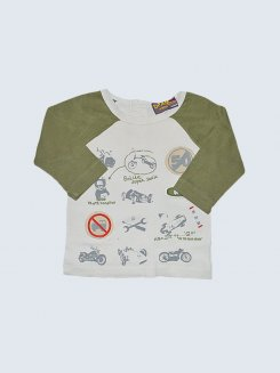 T-Shirt DPAM - 3 Mois