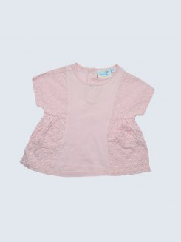 T-Shirt Mon Coeur - 9 Mois