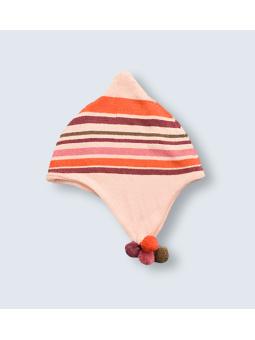 Bonnet Grain de Blé - 12/18 M.
